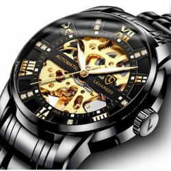 Reloj TWS9005 Men's Luxury Mechanical Stainless Ste 1 (Importación USA)