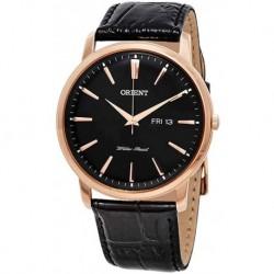 Reloj ORIENT FUG1R004B6 43mm Rose Gold Cas (Importación USA)