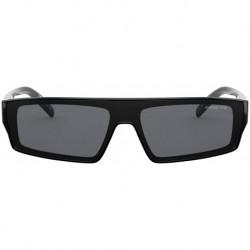 Gafas ARNETTE Hombre An4268 Skye Rectangular Sunglass (Importación USA)