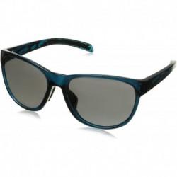 Gafas adidas Unisex-Adult Raylor 2 S a405 6100 Oval (Importación USA)