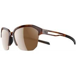 Gafas adidas AD5075-6000 Unisex Exhale Brown Havana (Importación USA)