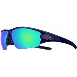 Gafas adidas New Evil Eye HALFRIM S Blue (Importación USA)
