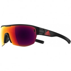 Gafas adidas New ZONYK Midcut S Black Mat (Importación USA)
