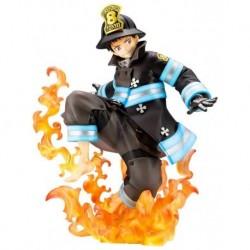 Figura Kotobukiya Artfx J Shinra Kusakabe (Importación USA)