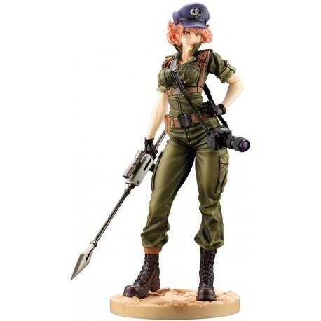 Figura Kotobukiya Lady Jay GI Joe G.I.Joe Bishoujo 1/7 PVC