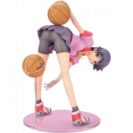 Figura Kotobukiya Bakemonogatari Kanbaru Suruga Ani-Statu