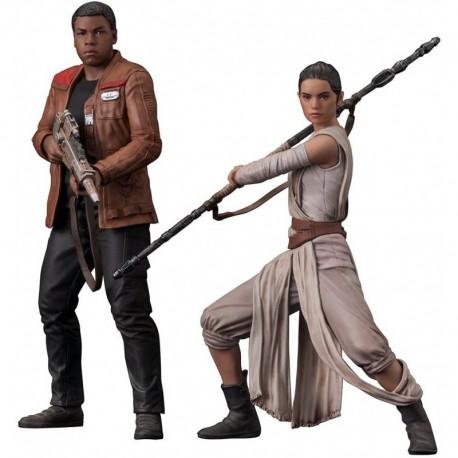 Figura Kotobukiya-Figurine Star Wars Finn and King Pack