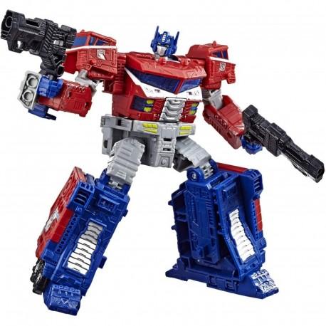 Figura Transformers Toys Siege war for cybert (Importación USA)