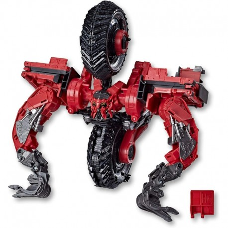Figura Transformers Toys Studio Series 55 Lead (Importación USA)