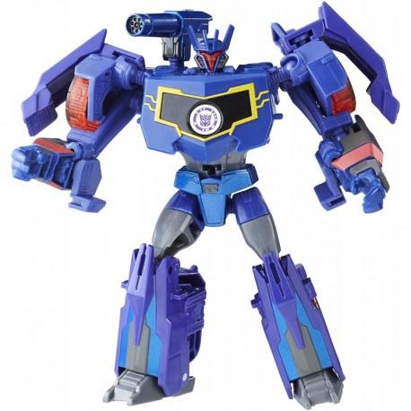 Figura Transformers TRA RID Warrior Soundwave (Importación USA)