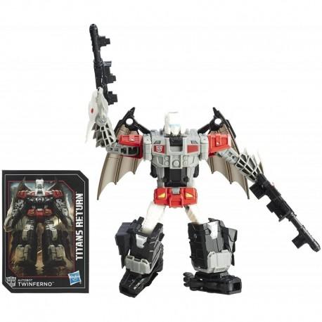 Figura Transformers Generations Titans Retur 4 (Importación USA)