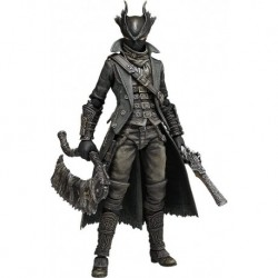 Figura Figma Max Factory Bloodborne Hunter Action Fi (Importación USA)