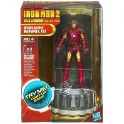 Figura Iron Hombre 2 Hall of Armor Collection Figure Ma 1 (Importación USA)