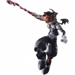 Figura Play Arts Kai Square Enix Kingdom Hearts II Hallowee