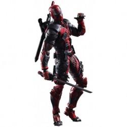 Figura Play Arts Kai Marvel Universe Deadpool Variant (Importación USA)
