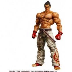 Figura Play Arts Kai Square-Enix Tekken Tag Tournament 2 (Importación USA)