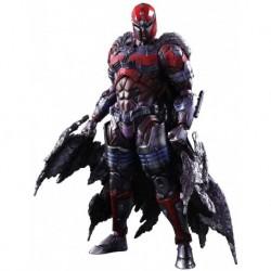 Figura Marvel Universe Magneto Variant Play Kai Acti (Importación USA)