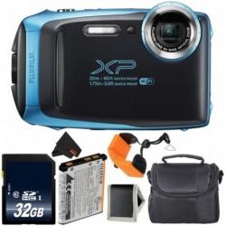 Camara Fujifilm FinePix XP130 Waterproof Digital 4 (Importación USA)