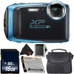 Camara Fujifilm FinePix XP130 Waterproof Digital 11 (Importación USA)