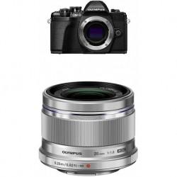 Camara Olympus OM-D E-M10 Mark III Camera Body B 1 (Importación USA)