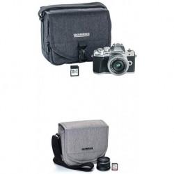 Camara Olympus OM-D E-M10 Mark III Camera Kit wit 5 (Importación USA)