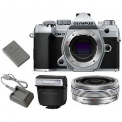 Camara Olympus OM-D E-M5 Mark III Mirrorless Digi 1 (Importación USA)