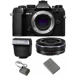 Camara Olympus OM-D E-M5 Mark III Mirrorless Digi 2 (Importación USA)