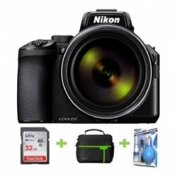 Camara Nikon Coolpix P950 16mp 83x Wi-fi +32gb+bolso+kit (Entrega Inmediata)