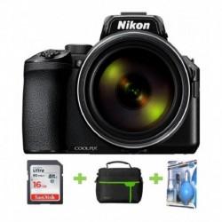 Camara Nikon Coolpix P950 16mp 83x Wi-fi +16gb+bolso+kit (Entrega Inmediata)