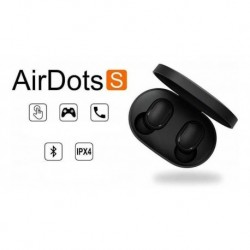 Xiaomi Redmi Airdots S Audífonos Bluetooth Originales (Entrega Inmediata)