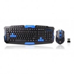 Combo Gamer Teclado Mouse Diadema Kotion Inalambrico Jg-8100 (Entrega Inmediata)