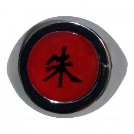 Naruto Itachi Anillo Akatsuki Anillo Akatsuki (Entrega Inmediata)