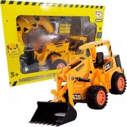 Carro Cars Construcción Control Remoto Juguetes Didácticos (Entrega Inmediata)