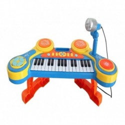 Órgano De Juguete De Piano Eléctrico De 31 Teclas Multifunci (Entrega Inmediata)