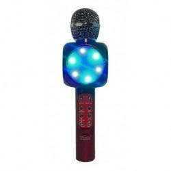 Micrófono Karaoke Recargable Bluetooth Nanotec Nt-mic2319 (Entrega Inmediata)
