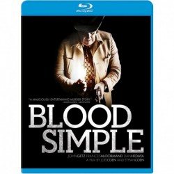 Blood Simple / Blu-ray