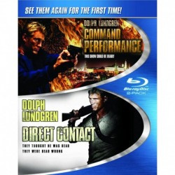 Command Performance & Direct Contact Blu-ray