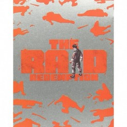 The Raid Redemption Blu-ray