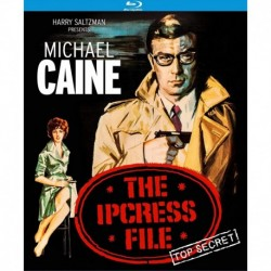 The Ipcress File Special Edition Blu-ray