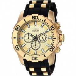 Watch Invicta 22558 Men Pro Diver Stainless Steel Analog- (Importación USA)