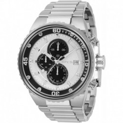 Watch Invicta 33344 Men Pro Diver Japanese Quartz with Stainless Steel Strap, 28
