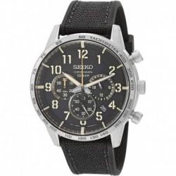 Watch Seiko SSB367 Men Chronograph/Essentials Stainless S